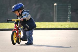 Spielzeug Kinderlaufrad