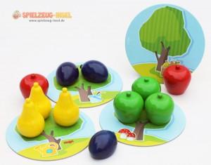 Spielzeug Erster Obstgarten