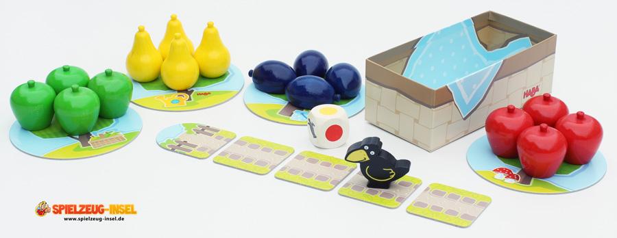 spielzeug empfehlung meine ersten spiele erster obstgarten. Black Bedroom Furniture Sets. Home Design Ideas