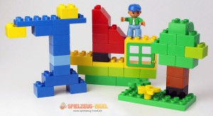 Bau- und Konstruktionsspielzeuge