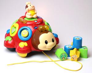 Spielzeug Bunter Lernkäfer
