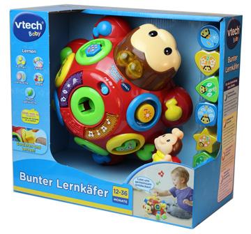 Spielzeug Lernkäfer Verpackung