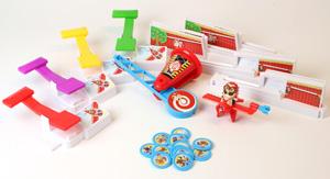 Spielzeug Looping Louie Aufkleber