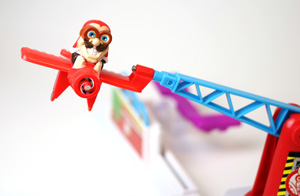 Looping Louie Detail