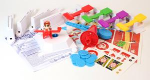 Spielzeug Looping Louie Einzelteile