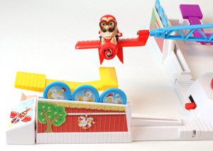 Spielzeug Looping Louie Landung Wippe