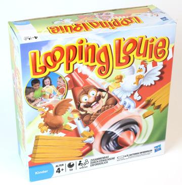 Spielzeug Looping Louie Verpackung