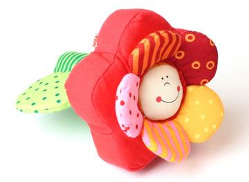 Spielzeug Fidelia Rassel