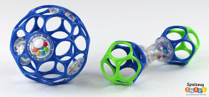 Oball Ball und Shaker