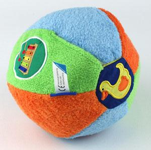 Spielzeug Soundball komplett