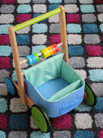 haba lauflernwagen farbenspaß spielelemente