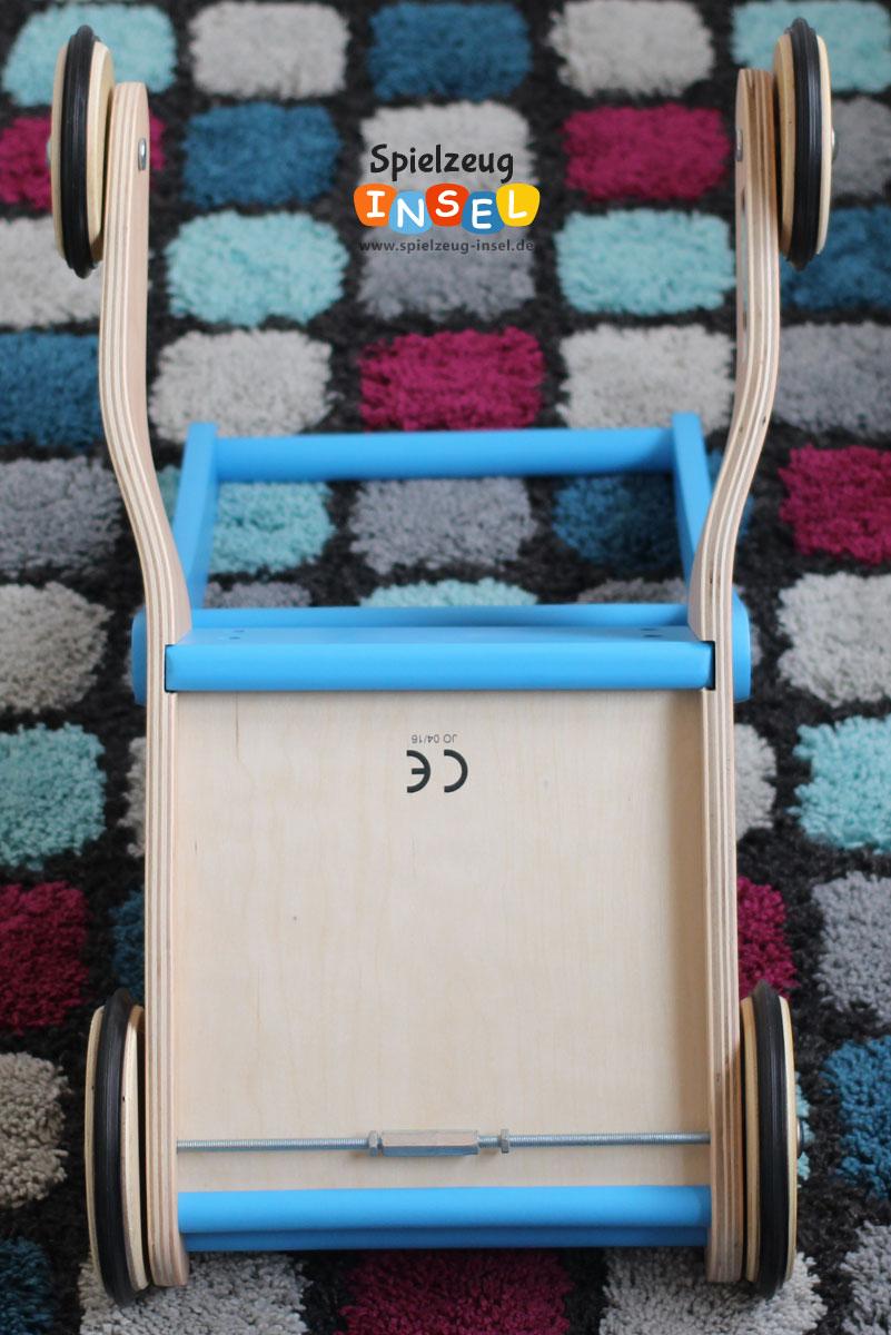 der gro e pinolino lauflernwagen test mit bewertung. Black Bedroom Furniture Sets. Home Design Ideas